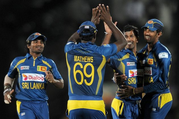 Sri Lanka retains No.1 T20I position 
