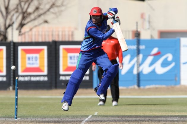 Afghanistan records five-wicket win over Namibia