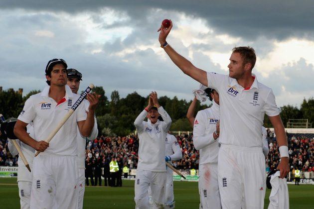 Broad seals series win - Cricket News