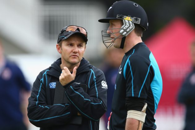 Bruce Edgar named General Manager National Selection - Cricket News