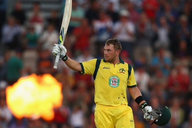 Finch's stunning 156 gives Australia win - Cricket News