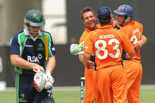 Netherlands remains in the hunt for the ICC CWC 2015 - Cricket News
