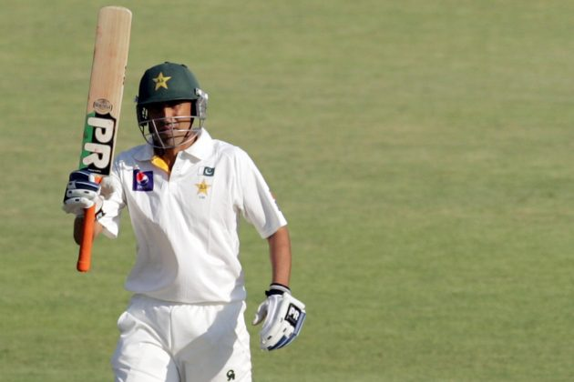 Younus holds firm for Pakistan - Cricket News