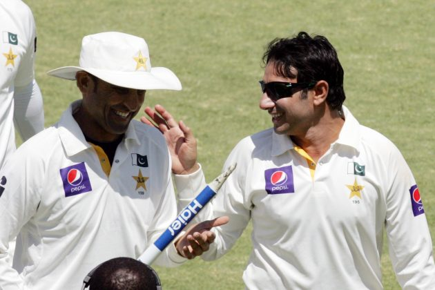 Saeed and Younus on the charge - Cricket News