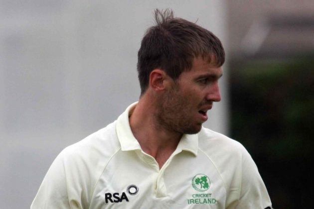 Young, McCarter star as Ireland dominates opening day - Cricket News