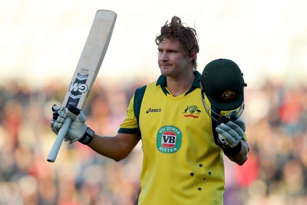 Watson ton helps Australia finish on a high