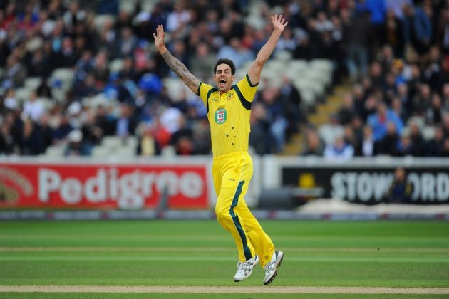 Johnson back in the top 10 of ODI bowling rankings
