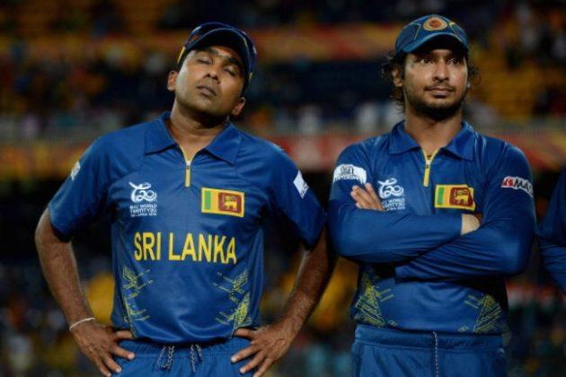 Jayawardena quits as Sri Lanka T20 captain - Cricket News