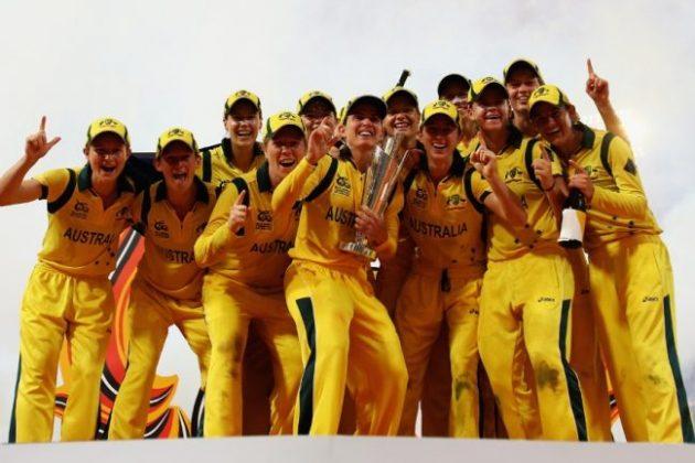 Sthalekar and Cameron star as Australia retains title - Cricket News