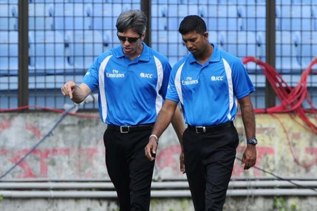 ICC announces umpire and match referee  appointments for women's and men's semi-finals  - Cricket News