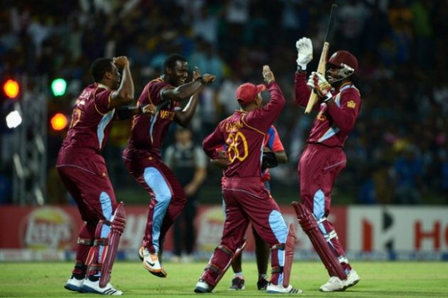 West Indies knocks New Zealand out after Super Over thriller - Cricket News