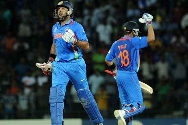 Once Yuvraj gets going, he's a terrific batsman to have: Dhoni - Cricket News