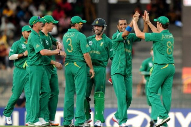 Umar Gul caught us by surprise, says Peterson - Cricket News