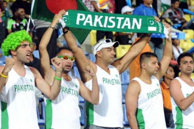 Supporting Pakistan, far from home - Cricket News