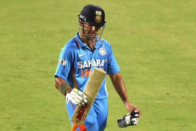 Fierce determination drives Gambhir on - Cricket News