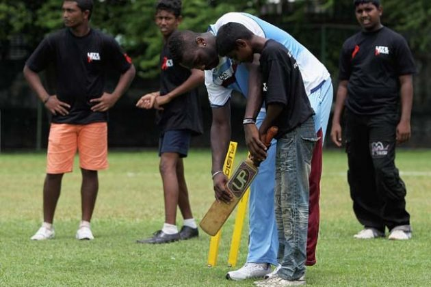 Cricket encourages young people to ThinkWise - Cricket News