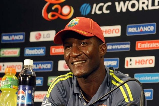 Team effort can give us a win, says Sammy - Cricket News