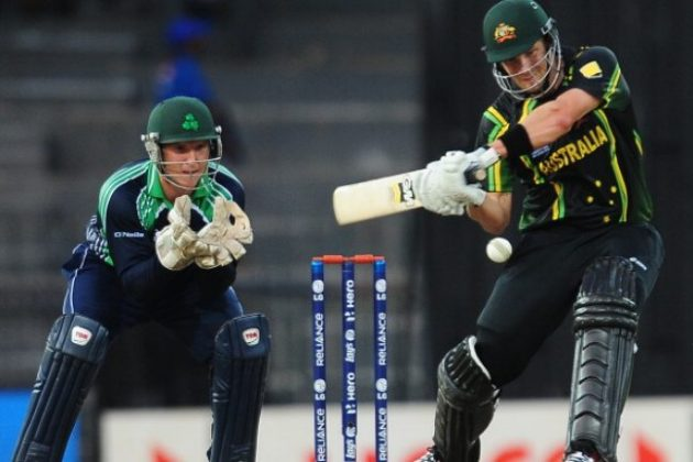 It's nice to get a win over Ireland, says Watson - Cricket News