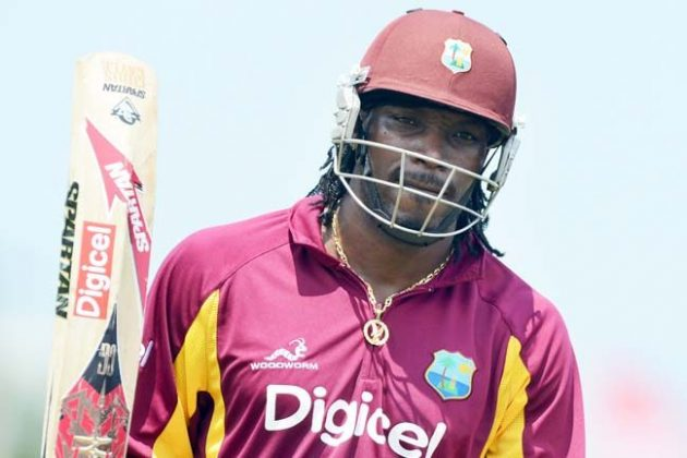 Gayle encouraged by warm-up victory - Cricket News