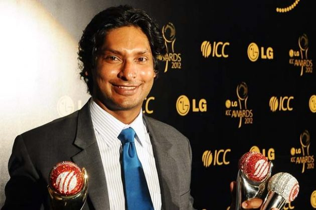 Kumar Sangakkara named ICC Cricketer of the Year 2012 - Cricket News