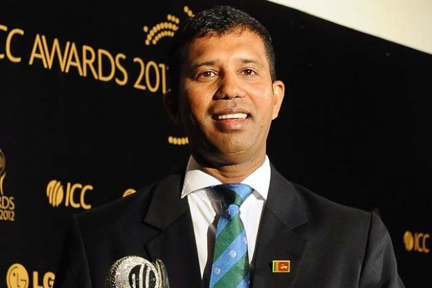 Kumar Dharmasena wins the David Shepherd Trophy for ICC Umpire of the Year 2012 - Cricket News