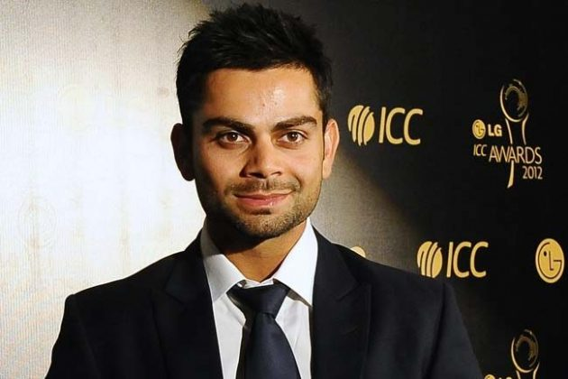 Virat Kohli named ICC ODI Cricketer of the Year 2012 - Cricket News