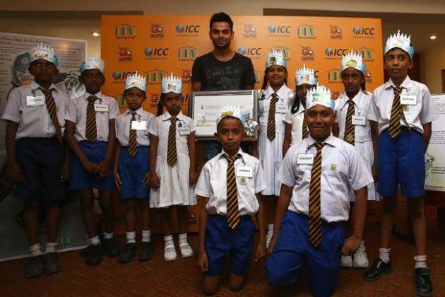 """Virat Kohli Appeals Fans to """"Hit Illiteracy for a Six"""" - Cricket News"""
