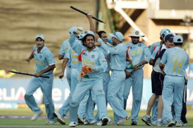 How they won the trophy - Cricket News
