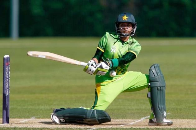 Sana Mir leads from the front - Cricket News