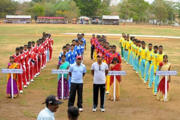 Sri Lanka legends open IODR Oval to launch 2012 Murali Harmony Cup - Cricket News