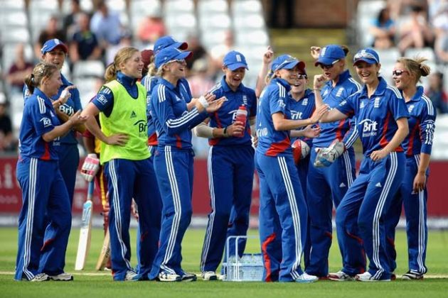 England women coast to victory in T20 opener - Cricket News