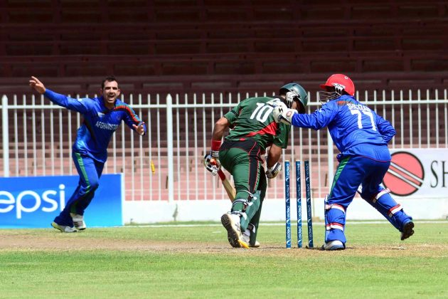 Afghanistan one win away from ICC CWC 2015 - Cricket News