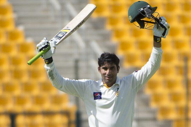 Pakistan strikes after Misbah ton - Cricket News