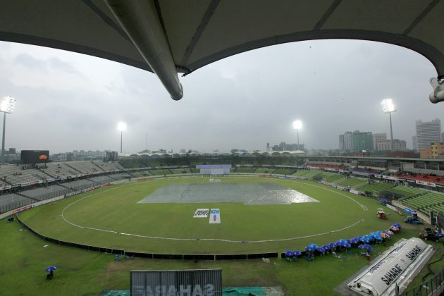 Rain forces draw in Dhaka - Cricket News