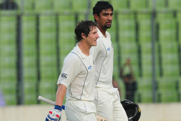 Anderson ton puts New Zealand in control - Cricket News