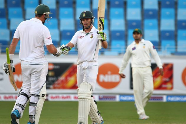 Smith, de Villiers decimate Pakistan - Cricket News