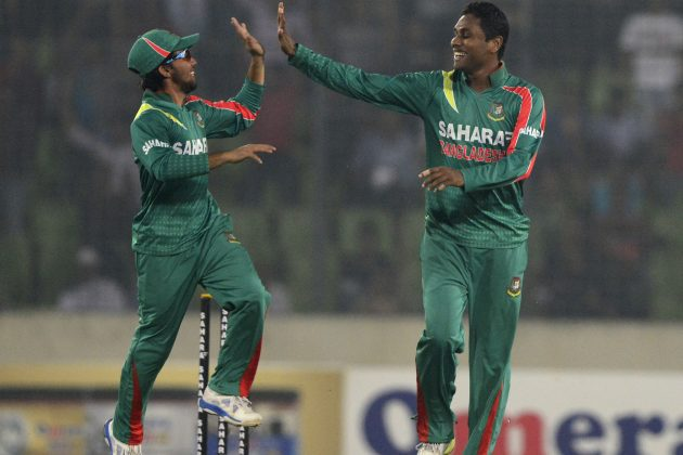 Bowlers secure series win for Bangladesh  - Cricket News