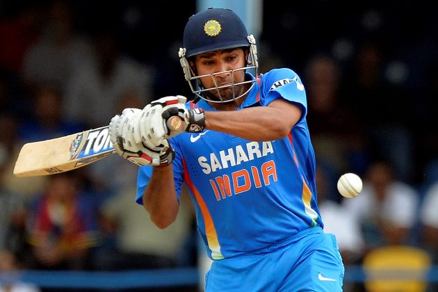 Rohit trumps Faulkner in Bengaluru bash - Cricket News