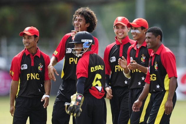 """Consistency is key,"" says PNG's Chris Amini - Cricket News"