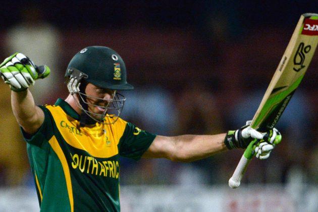 De Villiers, bowlers seal 4-1 series win - Cricket News