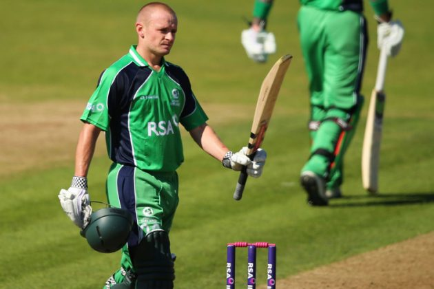 Porterfield takes Ireland to victory over Netherlands - Cricket News