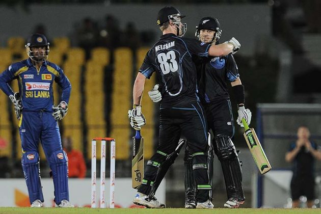 Nathan McCullum stars in last-ball win - Cricket News