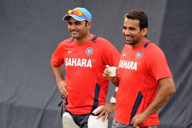 No BCCI contracts for Sehwag, Zaheer - Cricket News