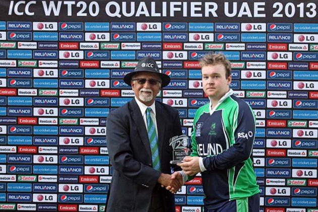 Batsmen seal win for Ireland - Cricket News
