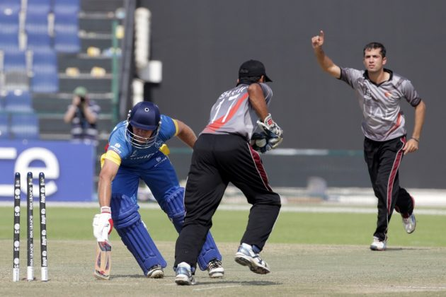 Azam, Mustafa lead UAE to victory - Cricket News