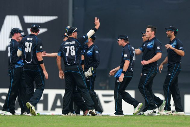 New Zealand fined for maintaining a slow over-rate against Sri Lanka - Cricket News