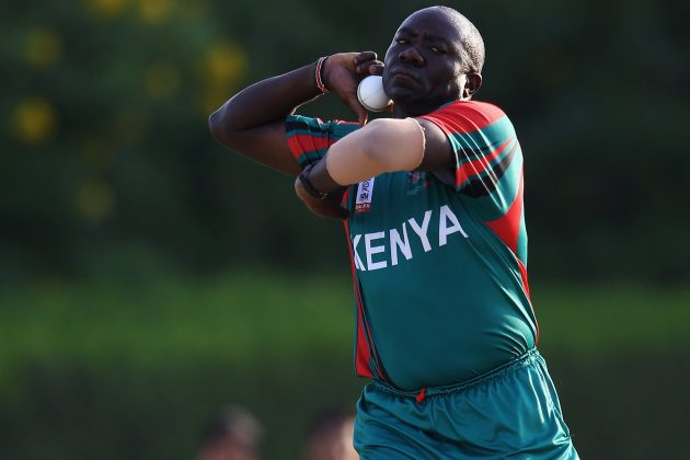 Tikolo, Aga script huge Kenya win - Cricket News