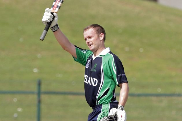 Porterfield stars as Ireland wins big - Cricket News
