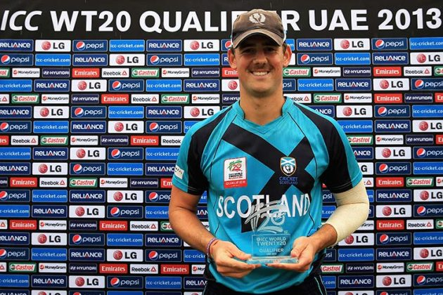 Taylor bowls Scotland to victory - Cricket News
