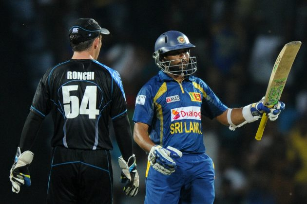 Perera, Dilshan propel Sri Lanka - Cricket News